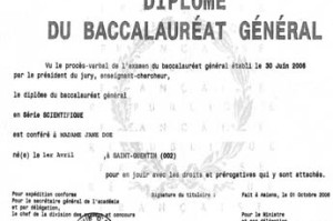 Sample French Translation